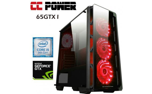 CC Power 65GTX I Gaming PC