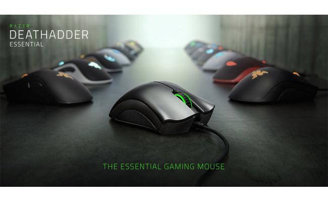 Razer DeathAdder Essential Ergonomic Optical Mouse