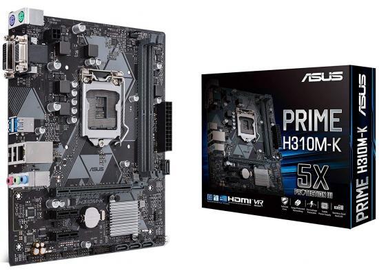 Asus PRIME H310M-K R2.0 MicroATX Motherboard