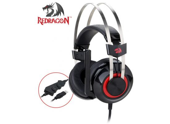 Redragon H601 TALOS 7.1 USB Surround Stereo Gaming