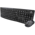 Logitech MK270 Wireless Keyboard and Mouse Combo (Black)