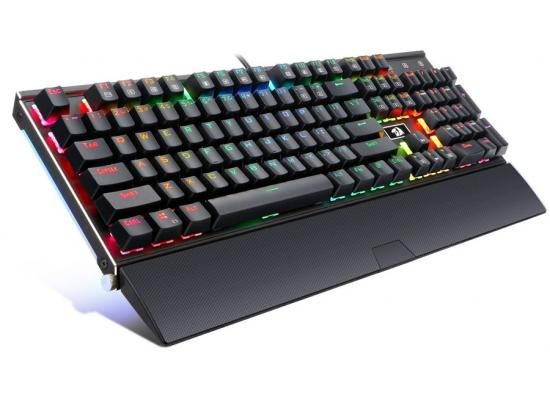 Redragon RAHU K567 RGB MECHANICAL - Aluminium