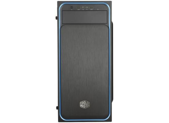 Cooler Master MasterBox E500L  Blue Accent Trim w/ ODD