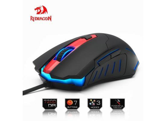 Redragon M705 PEGASUS RGB 7200DPI Gaming Mouse