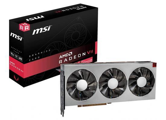 MSI AMD Radeon VII 16G HBM2 Video Card