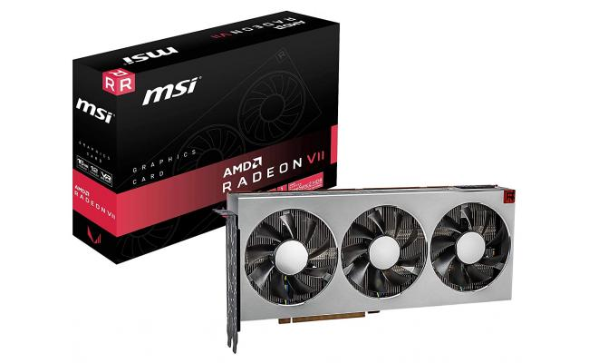 MSI AMD Radeon VII 16G HBM2 Video Card