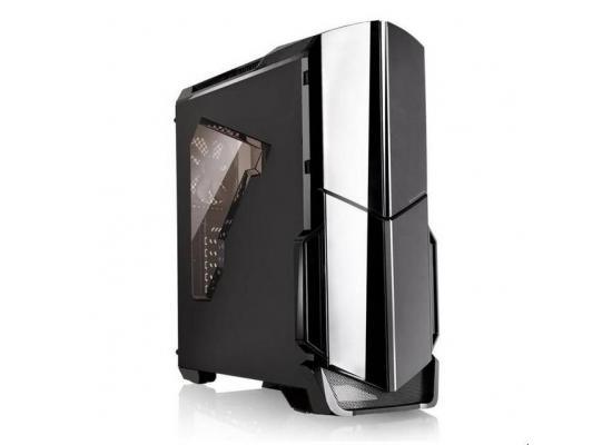 Thermaltake Versa N21 Mid-Tower Case (Black)