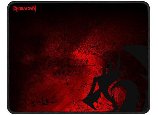 Redragon P016 Gaming Mouse Pad Black Red - Large