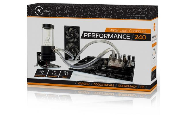 EKWB EK-KIT P240 Dual 240mm Liquid Cooling Kit