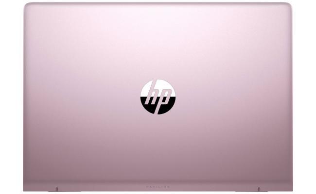 "HP Notebook 14-cf0008ne Slim 14"" 7Gen Core i3 , Pink"