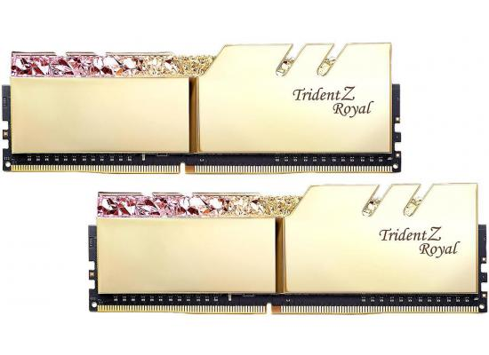 G.SKILL Trident Z Royal Series 16GB (2 x 8GB) DDR4 3000