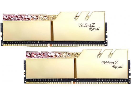 G.SKILL Trident Z Royal Series 16GB (2 x 8GB) DDR4 3600