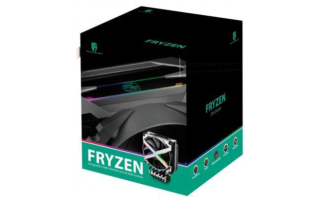 DEEPCOOL Fryzen TR4 RGB Supports AMD TR4/AM4