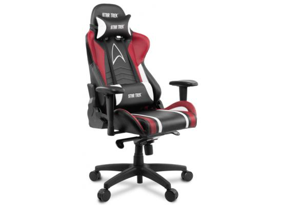 Arozzi Star Trek Special Edition Gaming Chair -  Red