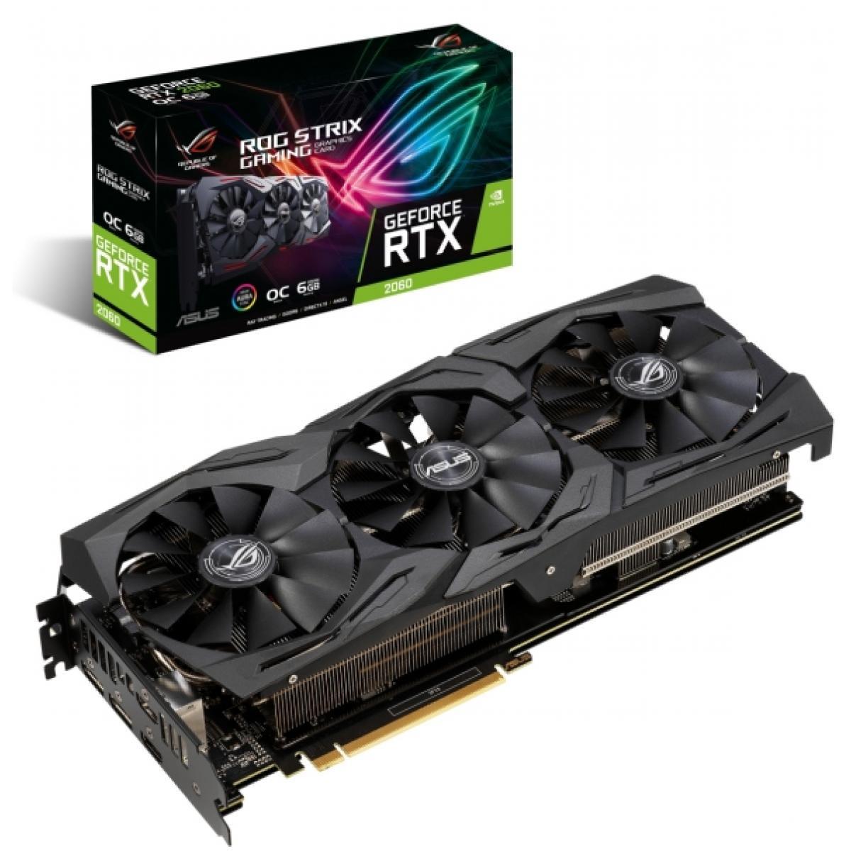 ASUS ROG Strix GeForce RTX 2060 OC 6GB GDDR6