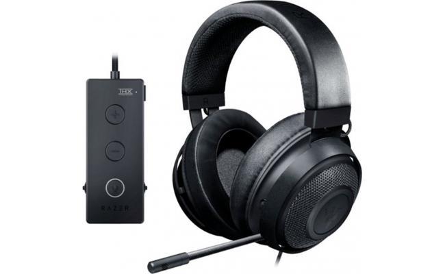 Razer Kraken Tournament THX Spatial Audio - Black