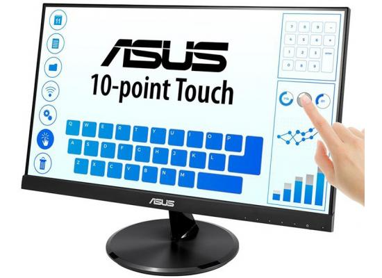 "Asus VT229H 21.5"" IPS Full HD Touch Screen (Black)"