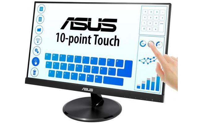 """Asus VT229H 21.5"""" IPS Full HD Touch Screen (Black)"""
