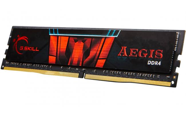 G.SKILL Gaming Aegis 16GB ( 1 x 16GB ) DDR4 3000Mhz