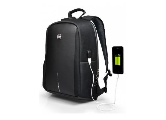 """Port Designs 400508 CHICAGO EVO 15.6"""" Laptop Backpack Black"""