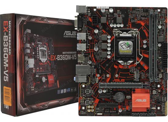 Asus Expedition EX-B360M-V5 Intel B360 Mainboard
