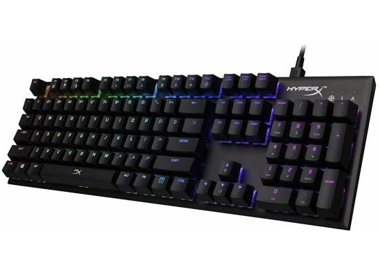 HyperX Alloy FPS RGB Kailh Silver Mechanical Gaming Keyboard