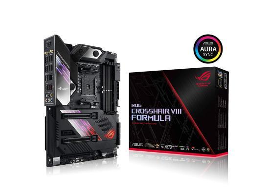 ASUS ROG CROSSHAIR VIII FORMULA  AMD X570 Motherboard