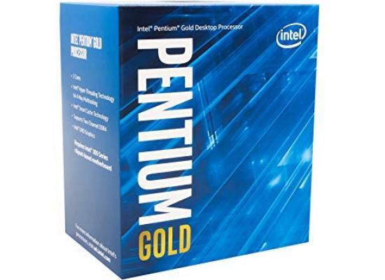 Intel Pentium G5600 3.9 GHz Coffee Lake 4M Cashe Processor