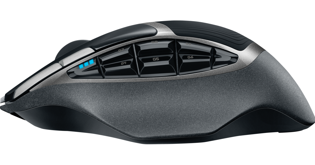 Logitech G602 Lag-Free Wireless Gaming Mouse – 11 Buttons | 910-003820 |  City Center For Computers | Amman Jordan