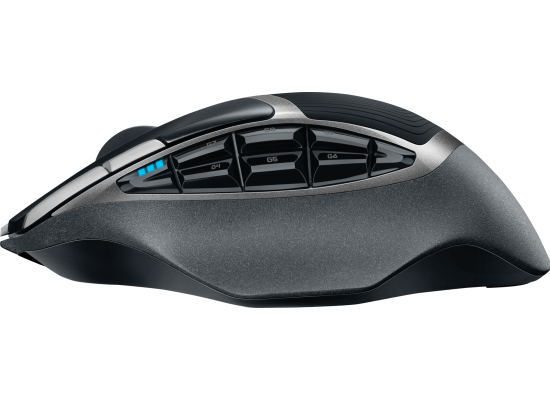 Logitech G602 Lag-Free Wireless Gaming Mouse – 11 Buttons