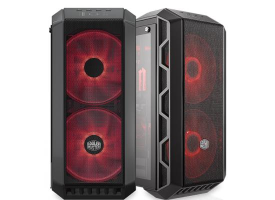 Cooler Master MasterCase H500 Mid Tower Desktop Case