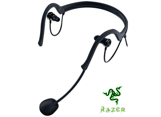 Razer Neckband Headset  Ifrit and USB Audio Enhancer