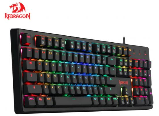 REDRAGON K578 RGB Mechanical Brown Switches