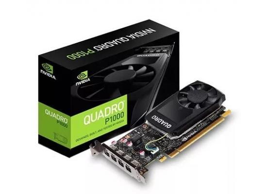 PNY NVIDIA Quadro P1000 4GB GDDR5 4DisplayPorts
