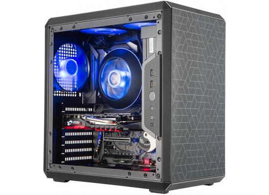 Cooler Master MasterBox Q500L Fully Ventilated for Airflow