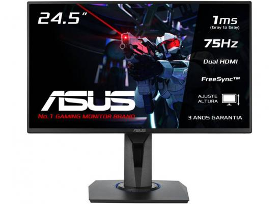 ASUS 25'' VG255H Console FHD 75Hz 1ms, GameFast Technology