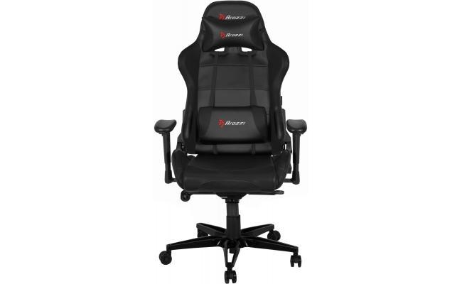 Arozzi Verona XL+ Ultimate Heavy-Duty Gaming Chair - Black