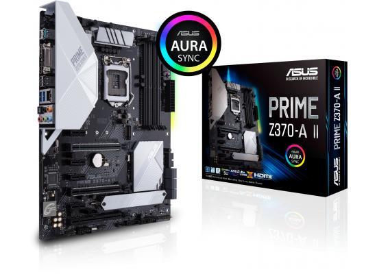 Asus PRIME Z370-A II Intel Z370 ATX Motherboard