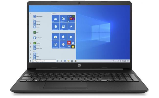 HP Laptop 15-gw0003ne AMD Ryzen 3 Laptop - Black