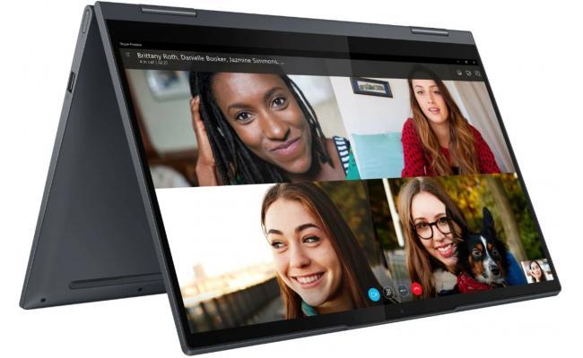 """Lenovo YOGA 7 (14"""") NEW Core i5 11Gen 2-in-1 Touch w/ Windows 11"""