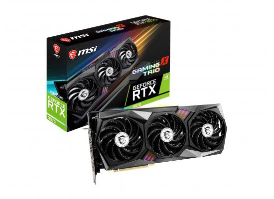 MSI GeForce RTX 3070 GAMING X TRIO 8GB 256-Bit GDDR6