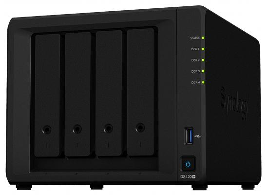 Synology DiskStation DS420+ 4-Bay NAS Enclosure