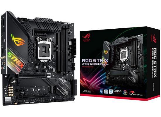 ASUS ROG Strix Z490-G Gaming Intel Z490 Dual M.2 AURA Sync