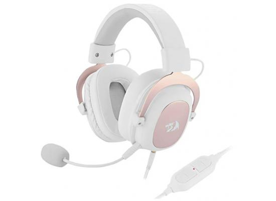 Redragon H510 ZEUS 2 WHITE Gaming Headset 7.1 Surround Sound