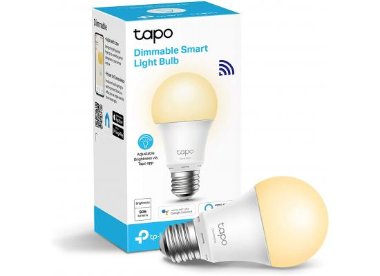 TP-Link Tapo Smart Bulb Wi-Fi Smart Switch 8.7 W  Soft Warm White