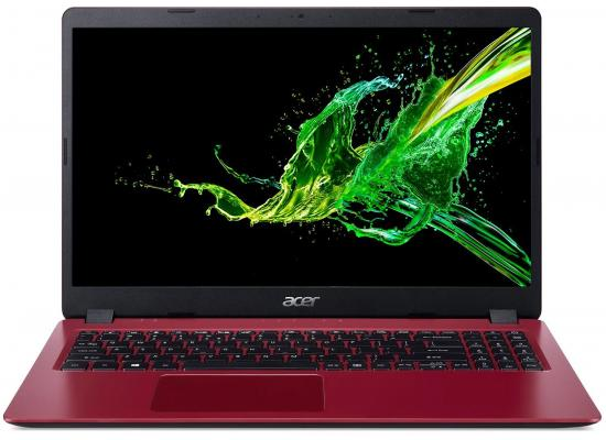 Acer Aspire 3 A315-34W3 10Gen Intel Core i3 - Red