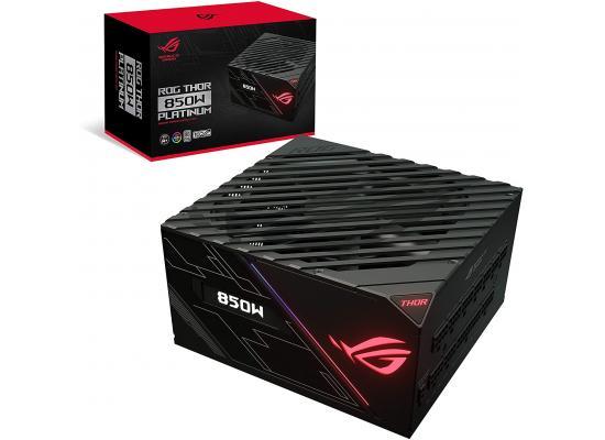 ASUS ROG Thor 850w 80+ Platinum Fully-Modular RGB w/ OLED Panel