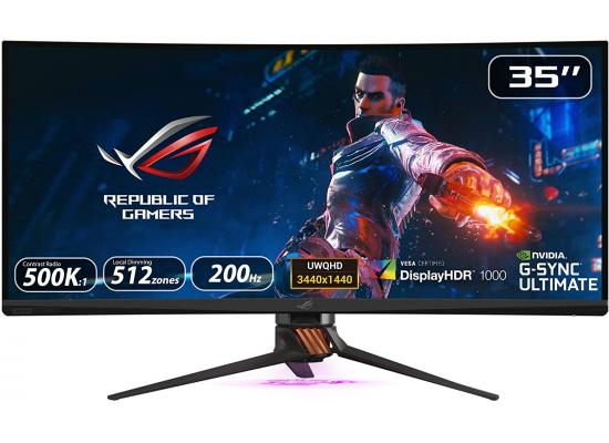 "ASUS ROG Swift PG35VQ 35"" Ultra-WQHD 200Hz 2ms Curved Monitor"