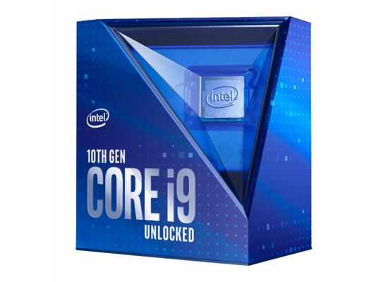 Intel Core i9-10900KF 10-Cores up to 5.3 GHz 20 MB Cache