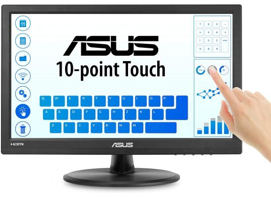 "Asus VT168H 15.6"" HD HDMI VGA 10-Point Touch Eye Care Monitor"